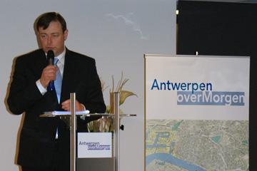 Bart De Wever Antwerpen OverMorgen