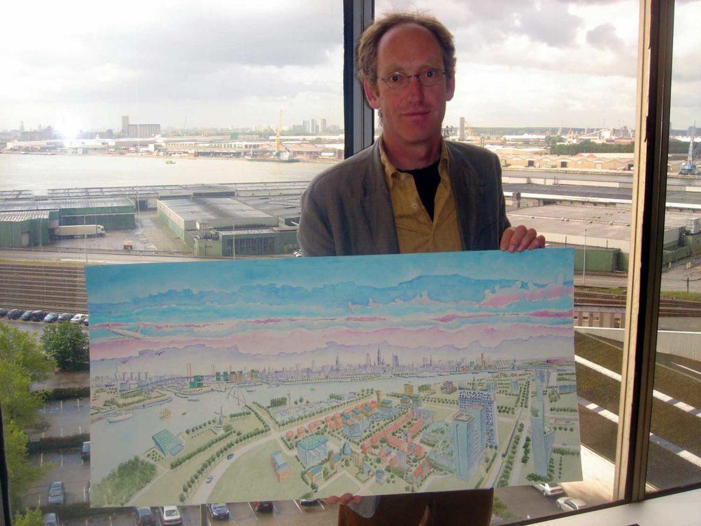 Plan Antwerpen 2012 Deleu